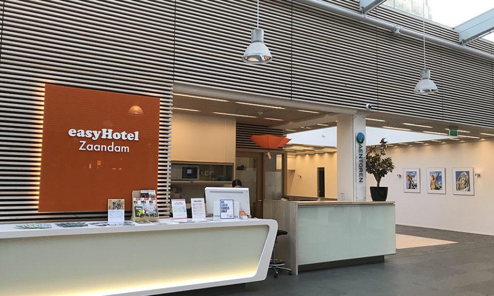 easyHotel Amsterdam Zaandam